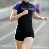 TRACK<br /> Boulder's Katie Baldocchi wins the 400.<br /> Photo by Marty Caivano/Camera/March 17, 2010