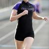 TRACK<br /> Boulder's Katie Baldocchi wins the 400.<br /> Photo by Marty Caivano/Camera/March 17, 2010