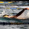 "Boulder High School's Mitchell Rider pushes through the water during the 200-meter individual medley in a swim meet on Friday, April 8, at the Louisville Recreation & Senior Center in Louisville. Rider won the event. For more photos of the swim meet go to  <a href=""http://www.dailycamera.com"">http://www.dailycamera.com</a><br />  Jeremy Papasso/ Camera"