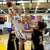 "during a basketball game on Friday, Jan. 13, at Boulder High School. Monarch won the game 50-49. For more photos of the game go to  <a href=""http://www.dailycamera.com"">http://www.dailycamera.com</a><br /> Jeremy Papasso/ Camera"