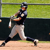 "Rocky Mountain Hit Club outfielder Ryan Silva pops out on Friday, July 29, during a game against the Boulder Eagles at Fairview High School in Boulder. Boulder defeated Rocky Mountain 8-6. For more photos go to  <a href=""http://www.dailycamera.com"">http://www.dailycamera.com</a><br /> Jeremy Papasso/ Camera"