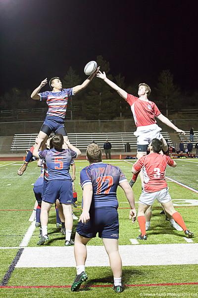Boulder HS Rugby v Regis 022416