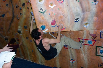 Bouldering Competitions