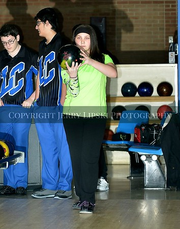 2015/2016 Lake Central Girls Bowling Team