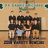 2018 FGR Bowling Team 8x10