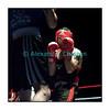 Traditionnel meeting de boxe de Pâques dans la salle polyvalente de Palézieux, organisé par le Boxing-Club de Châtel-St-Denis.<br /> Ici, la victoire aux points (unanimité) de Robert Barbezat (rouge) sur Durim Sadrija (bleu).