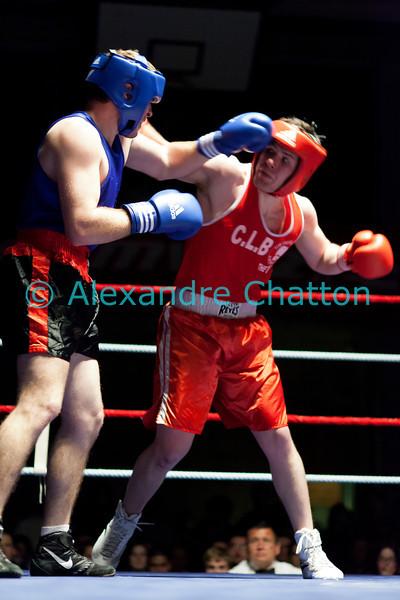 Samedi 7 avril 2012: traditionnel meeting de boxe organisé à Palézieux par le Boxing-Club de Châtel-St-Denis.<br /> Programme de la soirée, dans l'ordre: <br /> Bielel Medani (rouge) BC Bulle, contre Nicolas Hahlen, BC Monthey (bleu).<br /> Raphaël Digier (rouge), BC Châtel-St-Denis, contre Ali Hafaz, BC Octodure (bleu).<br /> Pramvera Chappa(rouge), B.C. Martigny, contre Dousse Caroline, BC Bulle (bleu).<br /> Nicolas Eienberger (rouge), BC Châtel-St-Denis, contre Anguel Roque, BC Zurich (bleu).<br /> <br /> Tissus Aérien par Roxane Gilliand.<br /> <br /> Démonstration de Krav Maga.<br /> <br /> Tcharles Per Mendes, BC Octodure (rouge), contre Nicola Bigotta, BC Locarno (bleu).<br /> Justine Erard, BC Châtel-Saint-Denis (rouge), contre Valérie Ntsama, BC Neuchâtel (bleu).<br /> Baudin Steve, BC Lausanne (rouge), contre Zeqa Riza, BC Winterthour (bleu).<br /> Djodji Evariste, BC Villars-sur-Glâne (rouge), contre Seid Dzemaili, BC Zurich (bleu).<br /> <br /> Démonstration de Krav Maga.<br /> <br /> Kistler Anais, BC Lausanne (rouge), contre Ornella Domini, BC Genevois (bleu).<br /> Todosjevic Bojan, BC Châtel-Saint-Denis (rouge), contre Barbezat Robert, BC Martigny (bleu).<br /> Céléschi Michaël, BC Châtel-Saint-Denis (rouge), contreFranscella Marzio, BC Lugano (bleu).<br /> Stéphane Oberson, BC Châtel-Saint-Denis (rouge), contre Sabaratnam Janakan, BC Lugano(bleu).
