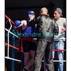Samedi 7 avril 2012: traditionnel meeting de boxe organisé à Palézieux par le Boxing-Club de Châtel-St-Denis.<br /> Zeqa Riza, BC Winterthour (bleu).