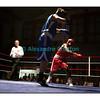 Samedi 7 avril 2012: traditionnel meeting de boxe organisé à Palézieux par le Boxing-Club de Châtel-St-Denis.<br /> <br /> Ici, le match entre Tcharles Per Mendes, BC Octodure (rouge), et  Nicola Bigotta, BC Locarno (bleu).