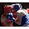 Samedi 7 avril 2012: traditionnel meeting de boxe organisé à Palézieux par le Boxing-Club de Châtel-St-Denis.<br /> Michaël Céléschi, BC Châtel-Saint-Denis (rouge), contreFranscella Marzio, BC Lugano (bleu).