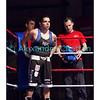 Samedi 7 avril 2012: traditionnel meeting de boxe organisé à Palézieux par le Boxing-Club de Châtel-St-Denis.<br /> Robert Barbezat (BC Martigny) dans son coin après l'abandon par jet de l'éponge de Bojan Todosjevic, BC Châtel-Saint-Denis à l'appel du 3e round.