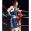 Samedi 7 avril 2012: traditionnel meeting de boxe organisé à Palézieux par le Boxing-Club de Châtel-St-Denis.<br /> Ici,  Caroline Dousse, BC Bulle.