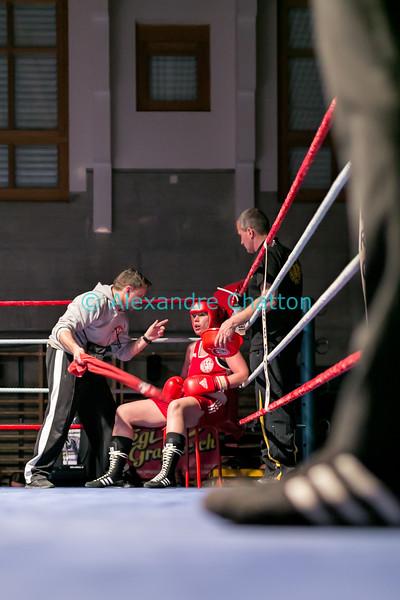 Meeting de boxe de Palézieux