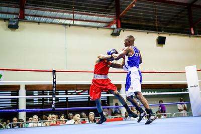 Gala Boxe au CSD