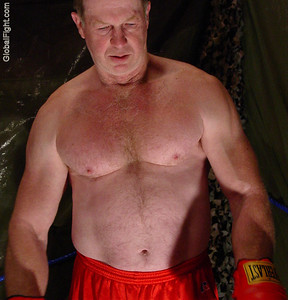 tough irish boxing dad