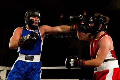 Corporate Fighter Fight Night 18th April 2013
