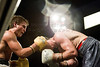 Aaron Davis v Luke Norton Controlled Aggression 4 Fight Night (c) MILOS LEKOVIC