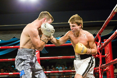 Aaron Davis v Luke Norton Controlled Aggression 4 Fight Night  Aaron Davis defeated Luke Norton in a majority points decision (c) MILOS LEKOVIC