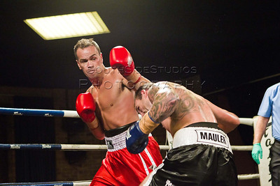 Sam Mawson v Daniel Maxwell Controlled Aggression 4 Fight Night  Sam Mawson defeated Daniel Maxwell by a unanimous points decision (c) MILOS LEKOVIC