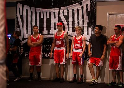 Fight Club XXI, Sharks Leagues, 12 November 2016