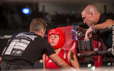 Fight Club XXI, Sharks Leagues, 12 November 2016, Jodi Shoobert v Alana Dean