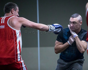 Fight Club XXI, Sharks Leagues, 12 November 2016