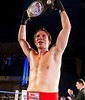 Hubert van Melick wins the Bobby Fischer belt to become World Heavyweight Chessboxing Champion