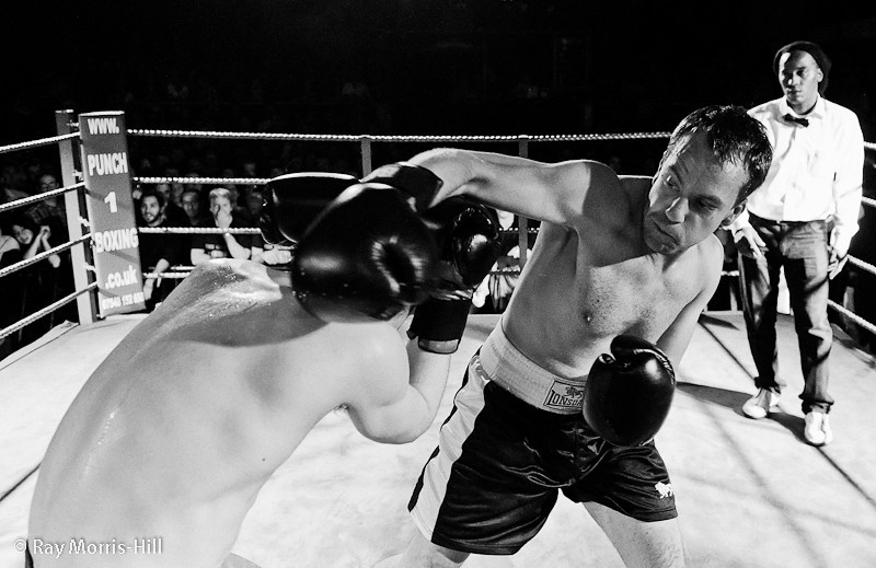 Chris Levy vs Mike Botteley