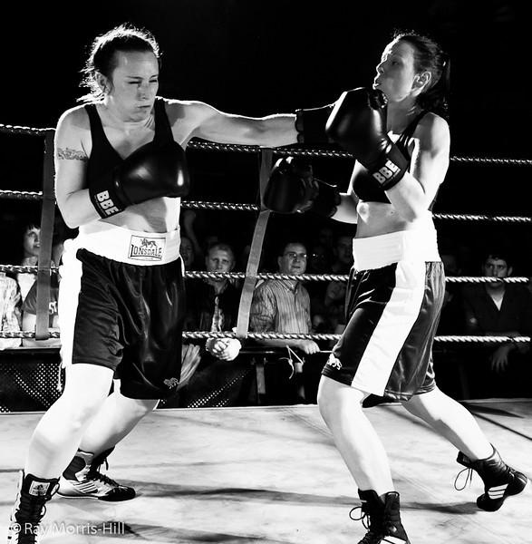 Emma Richardson vs Kath Dodson