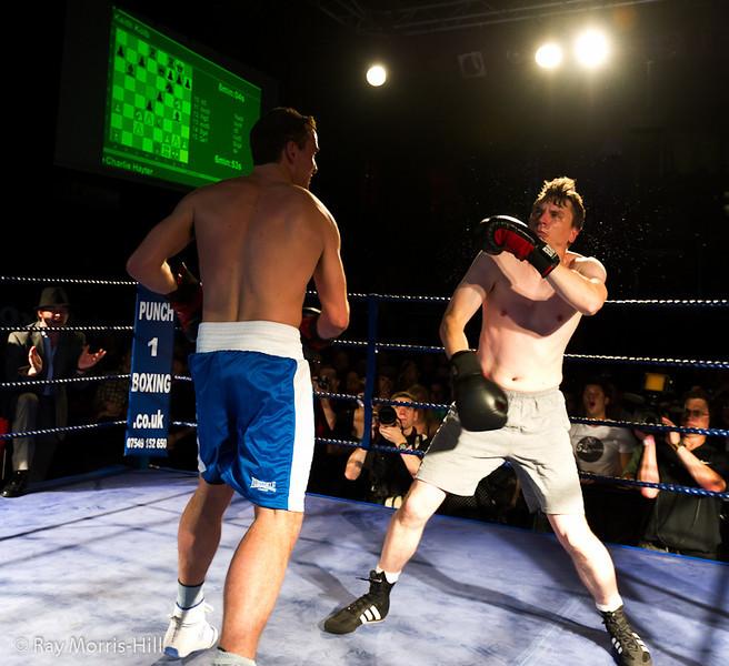 Charlie Hayter vs Keith Kolb