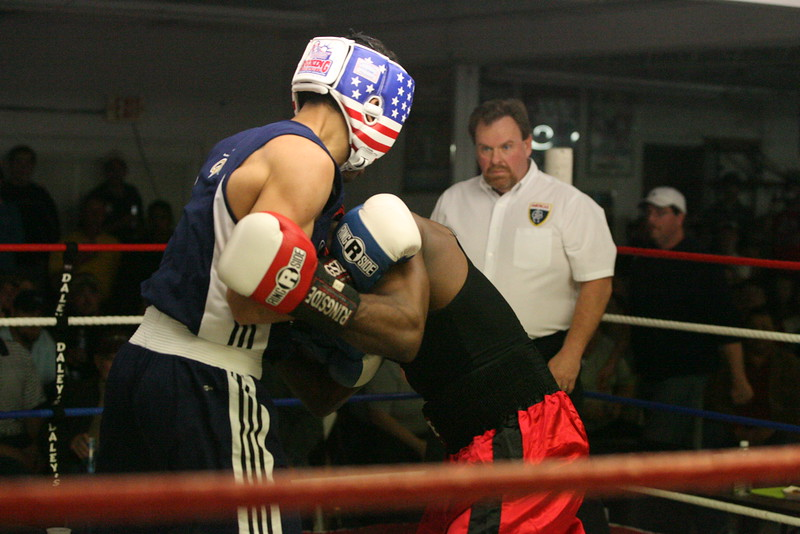 Daley's Gym Slugfest 10 Boxing 02 10 2007 B 241