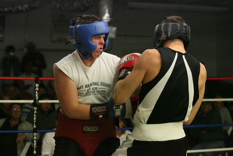 Daley's Gym Slugfest 10 Boxing 02 10 2007 B 330