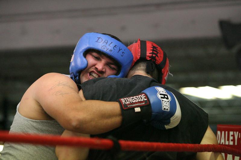 Daley's Gym Slugfest 10 Boxing 02 10 2007 A 313