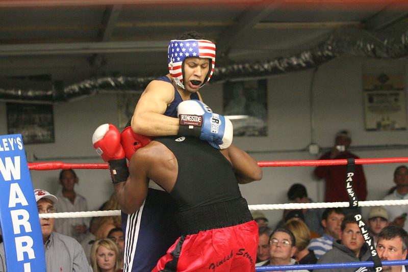 Daley's Gym Slugfest 10 Boxing 02 10 2007 B 114