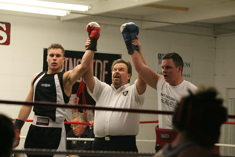 Daley's Gym Slugfest 10 Boxing 02 10 2007 B 426