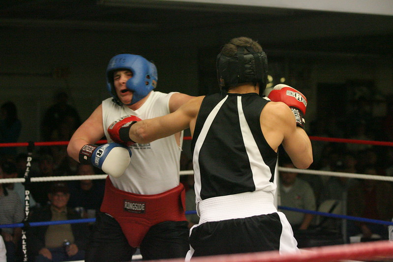 Daley's Gym Slugfest 10 Boxing 02 10 2007 B 401