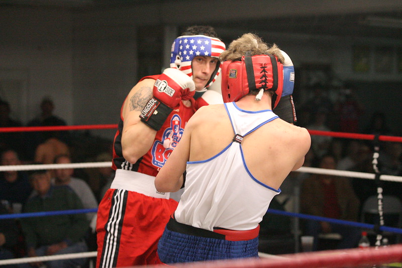 Daley's Gym Slugfest 10 Boxing 02 10 2007 B 473