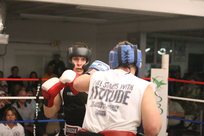 Daley's Gym Slugfest 10 Boxing 02 10 2007 B 372