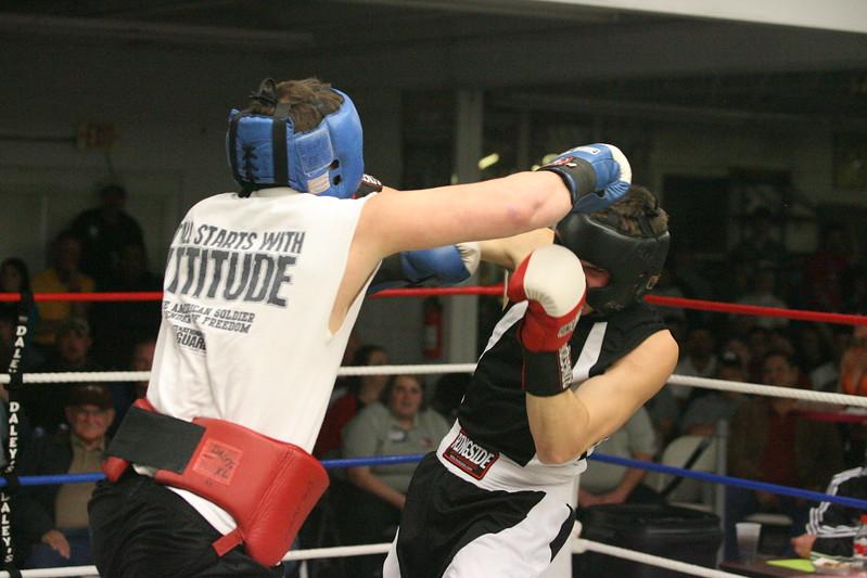 Daley's Gym Slugfest 10 Boxing 02 10 2007 B 361