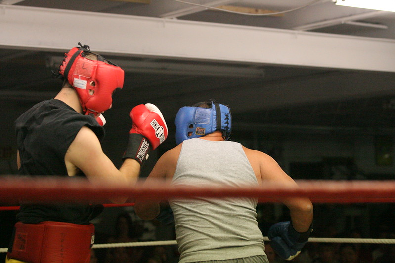 Daley's Gym Slugfest 10 Boxing 02 10 2007 A 234