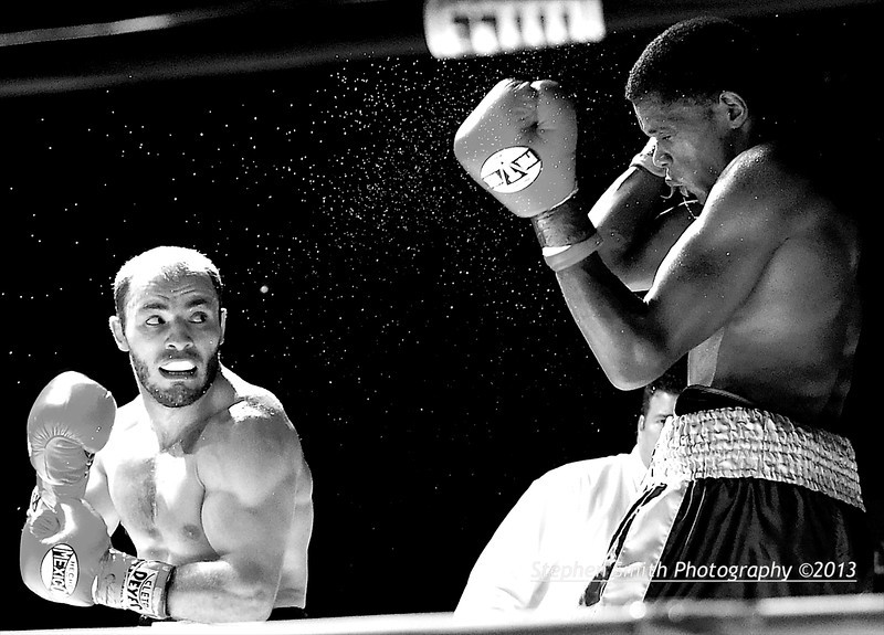 Explosion Pro Boxing at the Davis Conference Center