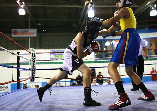 Jose Martinez vs. Santiago Franco