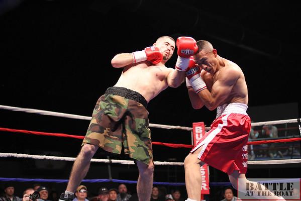 Marcelino Pineda vs Jose Leon