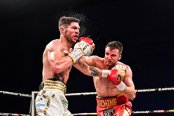 Anthony Fowler vs Brian Rose