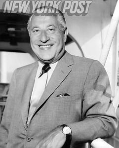 Julius Helfand Returns Home After Huge Nomination1958