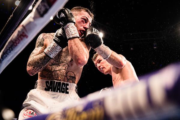 Liam Smith vs. Sam Eggington - WBC Silver Super-Welterweight Championship