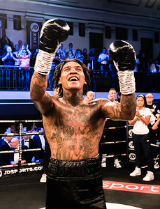 Matchroomboxing presents Conor Benn vs Jussi Koivula - WBA Continental Welterweight Championship