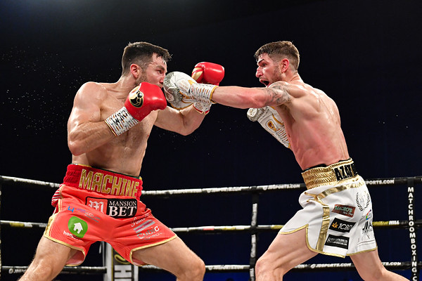 Anthony Fowler vs Brian Rose, Liverpool