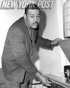 Joe Lewis. 1960