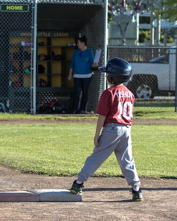 Boys Baseball 2016